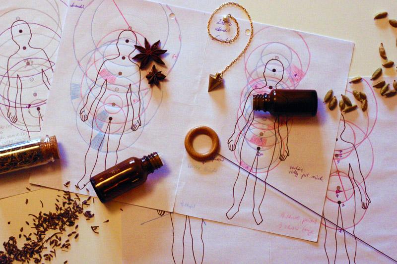 Energetische Aromatherapie