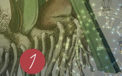 1. Raunacht: Kalmus – Guter/Böser Duft