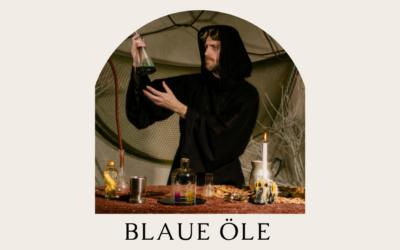 Blaue Öle – Vom Wunder der Destillation und mehr als Chamazulen